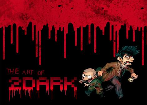 скриншот 2Dark Official Soundtrack and Artbook 2