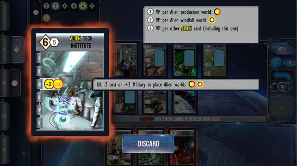 Скриншот №3 к Race for the Galaxy