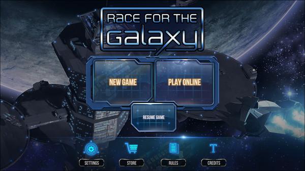 Скриншот №1 к Race for the Galaxy