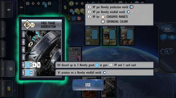 Скриншот №5 к Race for the Galaxy