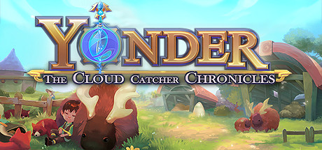 Yonder: The Cloud Catcher Chronicles Cover Image
