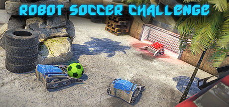 Robot Soccer Challenge Cover Image