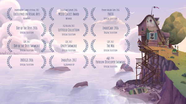 Old Man's Journey скриншот