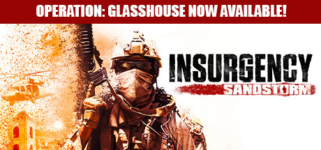 Insurgency: Sandstorm Cover Image