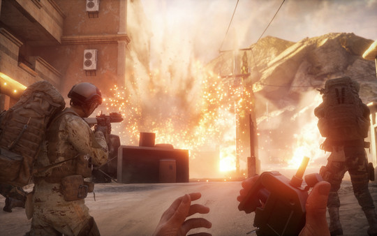 Скриншот №3 к Insurgency Sandstorm