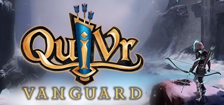 QuiVr Vanguard Cover Image