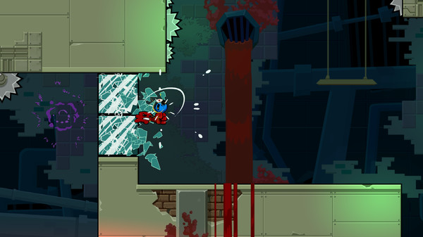 Скриншот №4 к Super Meat Boy Forever