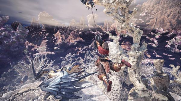 Скриншот №3 к Monster Hunter World