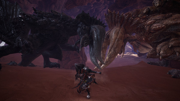 Скриншот №8 к Monster Hunter World