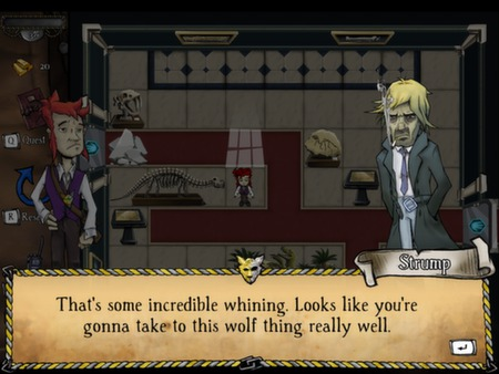 скриншот MacGuffin's Curse 0