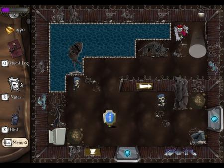 скриншот MacGuffin's Curse 4