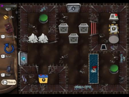 скриншот MacGuffin's Curse 3