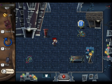 скриншот MacGuffin's Curse 1