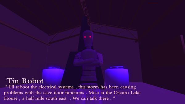 The Rain Spirit : Code Breaker screenshot