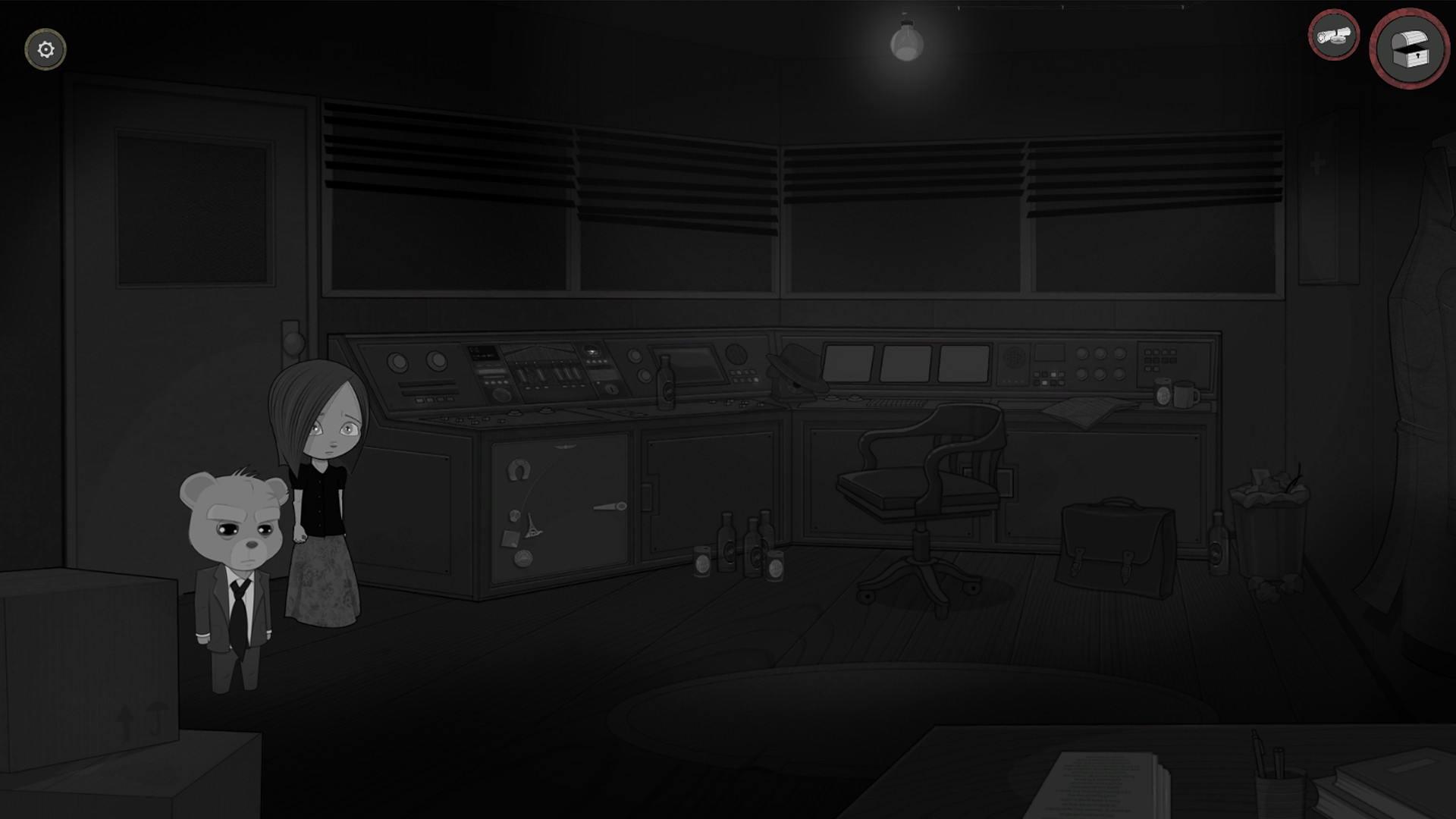Bear With Me Episode 2 Screenshot 2