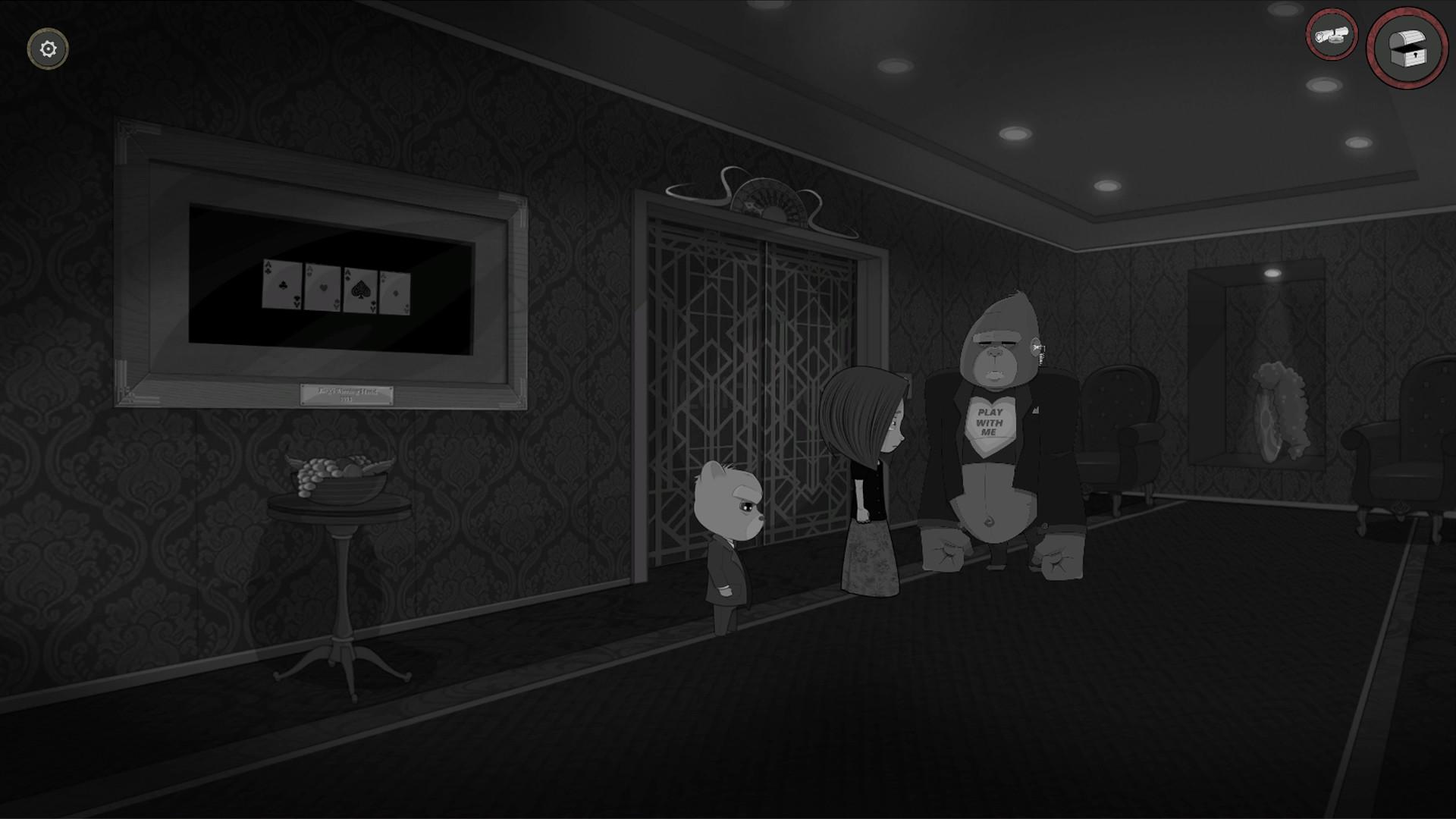Bear With Me Episode 2 Screenshot 3