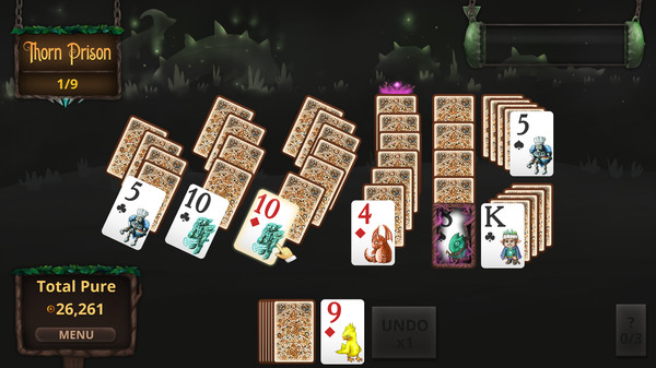 Faerie Solitaire Remastered скриншот