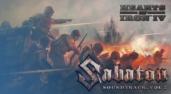 Скриншот №1 к Music - Hearts of Iron IV Sabaton Soundtrack Vol. 2
