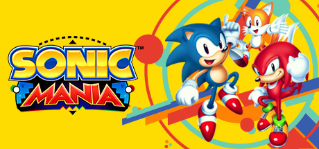 Sonic Mania Cover Image