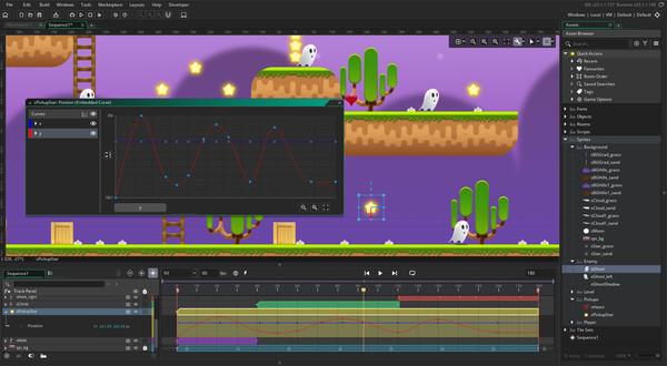 Скриншот №1 к GameMaker Studio 2 Mobile