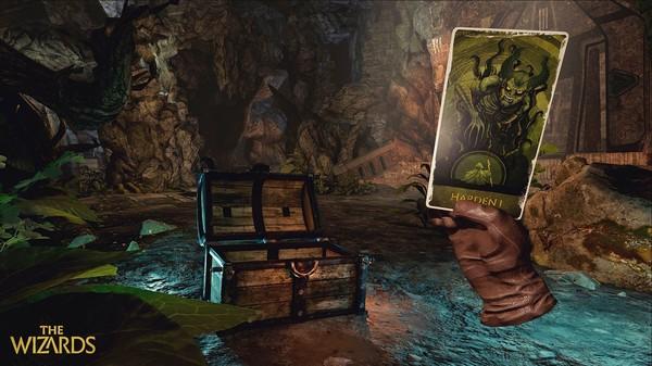 Скриншот №19 к The Wizards - Enhanced Edition