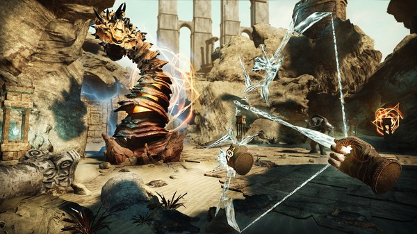 Скриншот №4 к The Wizards - Enhanced Edition
