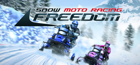 Snow Moto Racing Freedom Cover Image