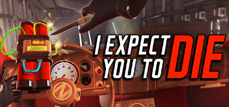 I Expect You To Die Cover Image
