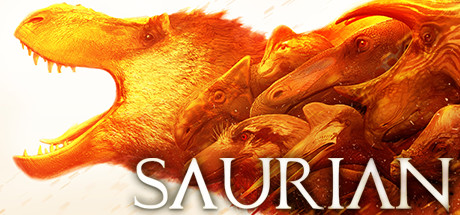 Saurian Cover Image