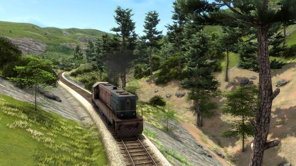 Скриншот №1 к Derail Valley