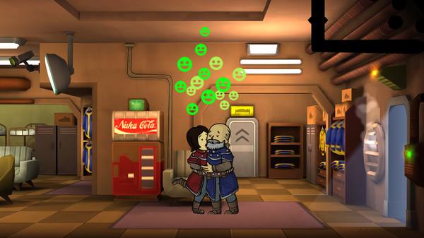 Скриншот №3 к Fallout Shelter