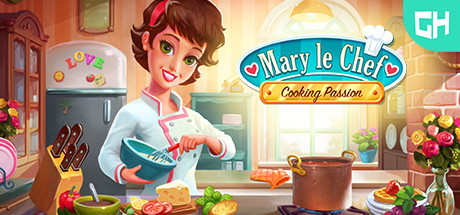 Mary Le Chef - Cooking Passion Cover Image