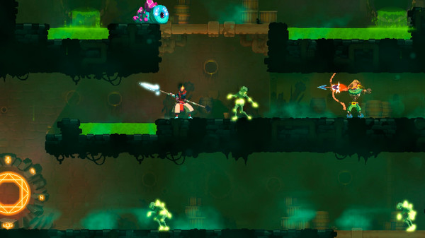 скриншот Dead Cells 4