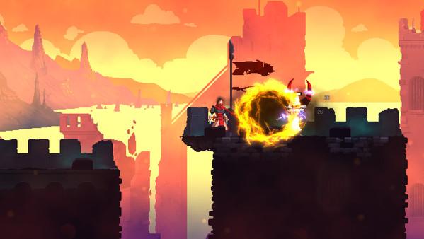 скриншот Dead Cells 2