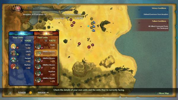 Ni no Kuni II: Revenant Kingdom скриншот