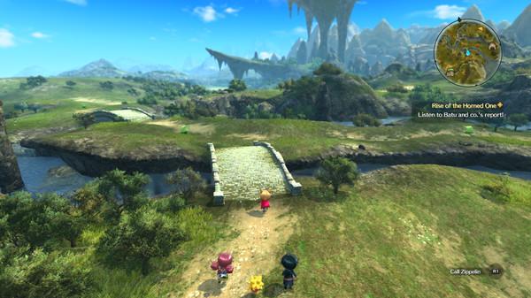 Скриншот №3 к Ni no Kuni™ II Revenant Kingdom