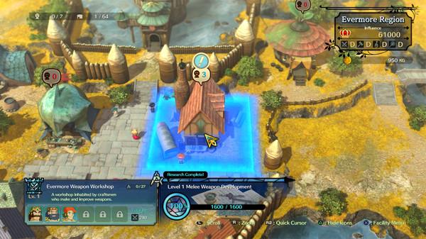 Скриншот №11 к Ni no Kuni™ II Revenant Kingdom