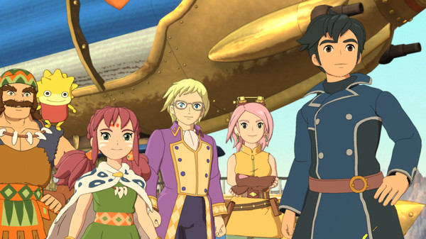 Скриншот №1 к Ni no Kuni™ II Revenant Kingdom