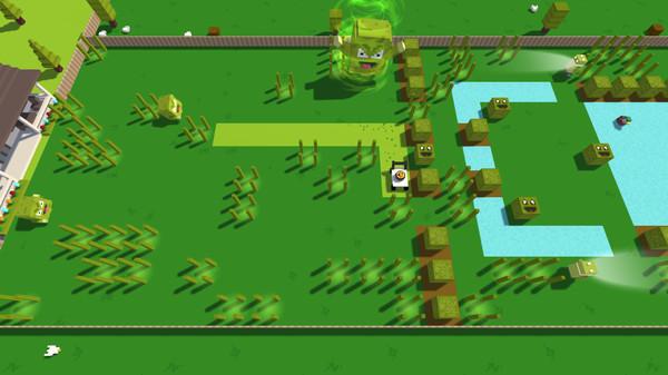 Screenshot of Grass Cutter