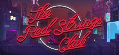 The Red Strings Club Cover Image