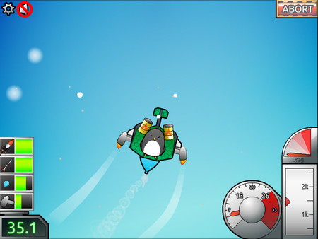 Screenshot of Learn to Fly 3