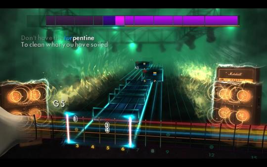 "Скриншот №2 к Rocksmith® 2014 Edition – Remastered – Bad Religion - ""You"""