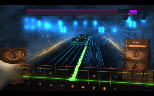 "Скриншот №3 к Rocksmith® 2014 Edition – Remastered – Bad Religion - ""You"""