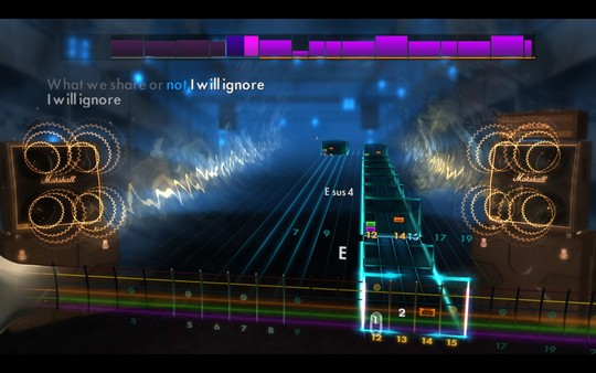 "Скриншот №1 к Rocksmith® 2014 Edition – Remastered – Millencolin - ""No Cigar"""