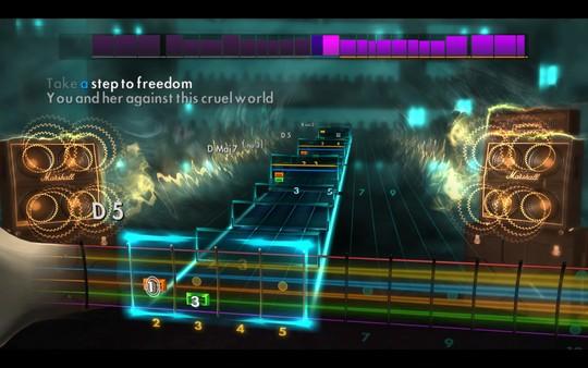 Скриншот №4 к Rocksmith® 2014 Edition – Remastered – Skater Rock Song Pack