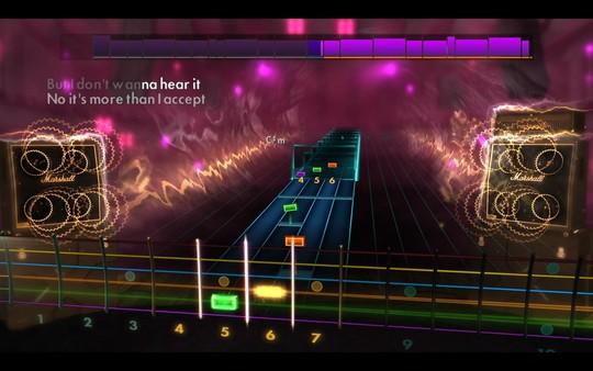 Скриншот №1 к Rocksmith® 2014 Edition – Remastered – Skater Rock Song Pack