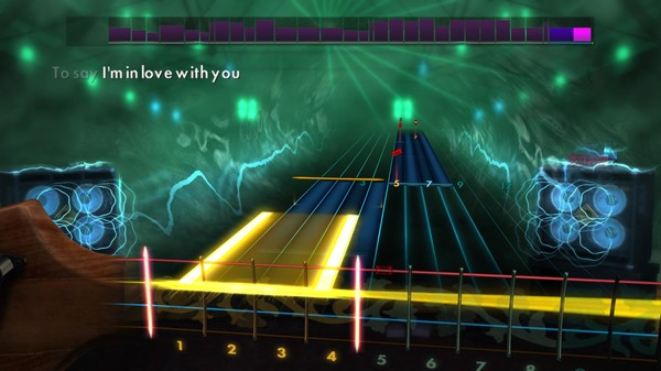 Скриншот №2 к Rocksmith® 2014 Edition – Remastered – Power Ballad Song Pack