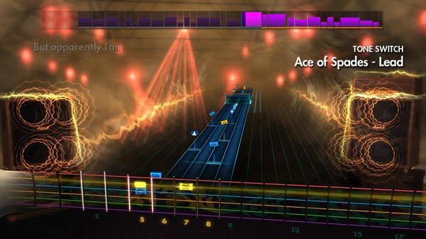 Скриншот №2 к Rocksmith® 2014 Edition – Remastered – Classic Riff Song Pack