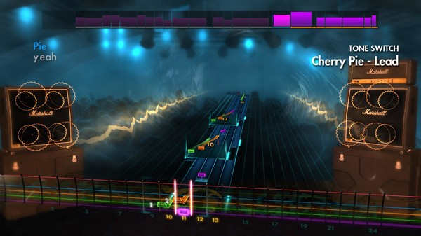 Скриншот №4 к Rocksmith® 2014 Edition – Remastered – Classic Riff Song Pack