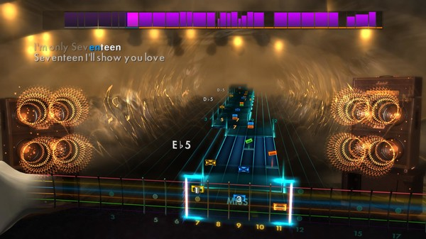 Скриншот №4 к Rocksmith® 2014 Edition – Remastered – Arena Rock Song Pack